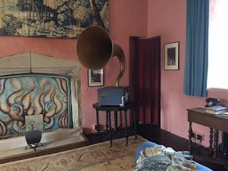 Eddy's room at Knole