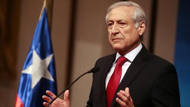 Chile alerta de desastres si gana el no en plebiscito en Colombia