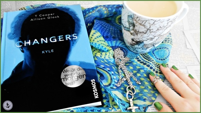 Rezension Changers Kyle T. Cooper Allison Glock KOSMOS