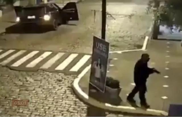 Criminosos atacam bancos e provocam terror em Mococa, no interior de SP  -  Adamantina Notìcias