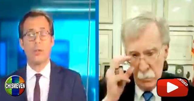 John Bolton asegura que el Diálogo que propone Guaidó es una pérdida de tiempo
