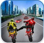 Game Real Traffic Bike Racer Download