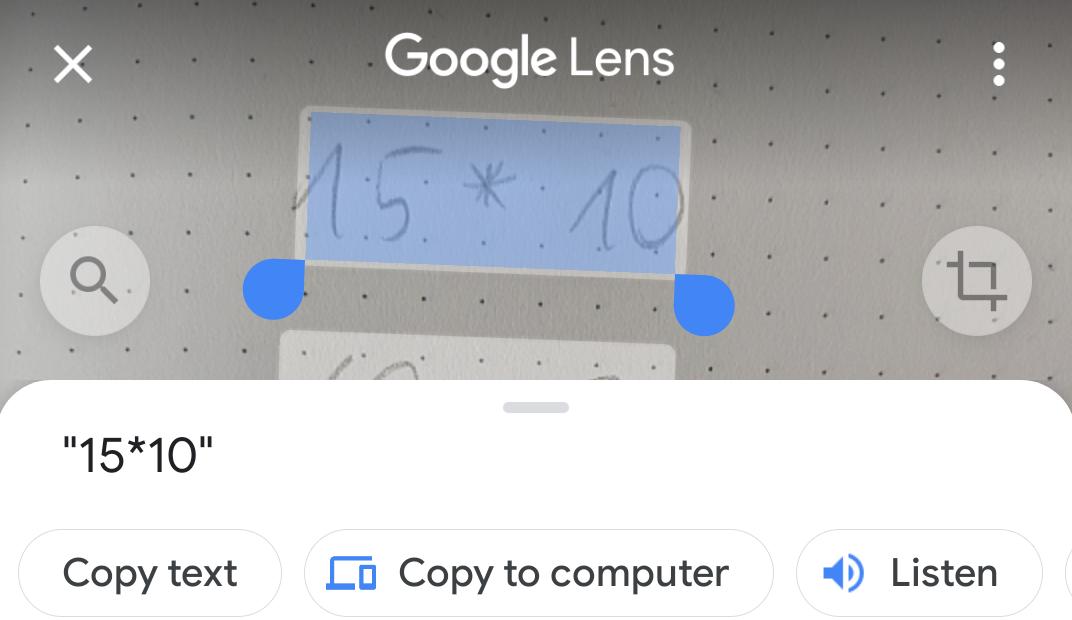 قريبًا قد تدعم عدسة جوجل حلول معادلات رياضية أكثر تقدمًا