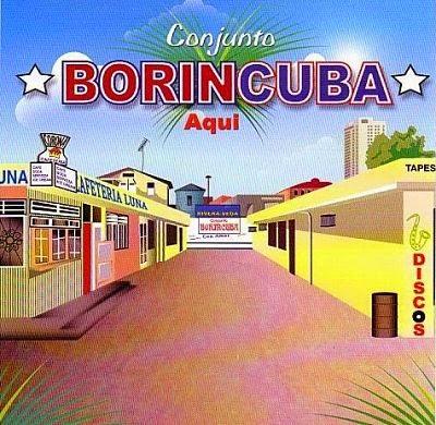 AQUI - CONJUNTO BORINCUBA (1979)