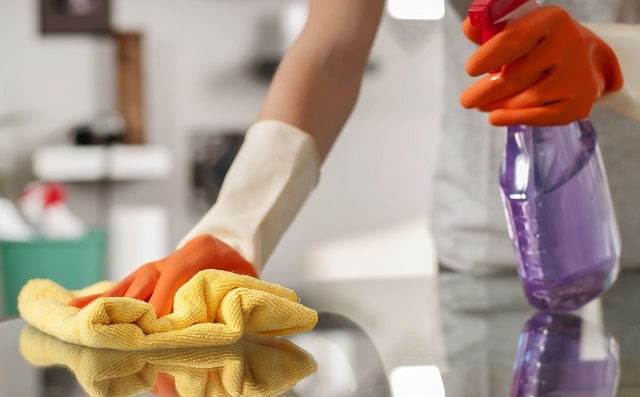 why hire home cleaning services company