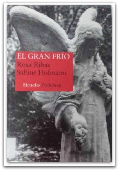 leyendo con Mar: El gran frio de Rosa Ribas y Sabine Hofmann.