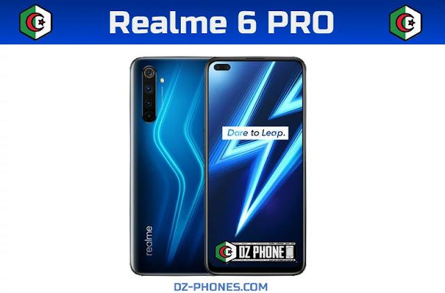 سعر ريلمي 6 برو في الجزائر ومواصفاته Realme 6 Pro Prix Algerie