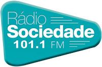 Rádio Sociedade FM 101,1 de Oliveira MG