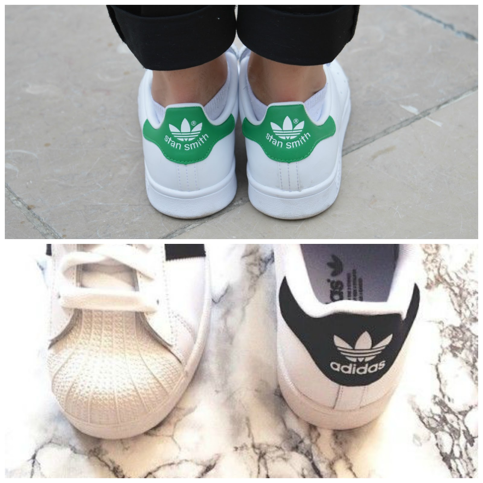 En Stan Smith SuperstarAurelie Baskets Vs TJcFlK1