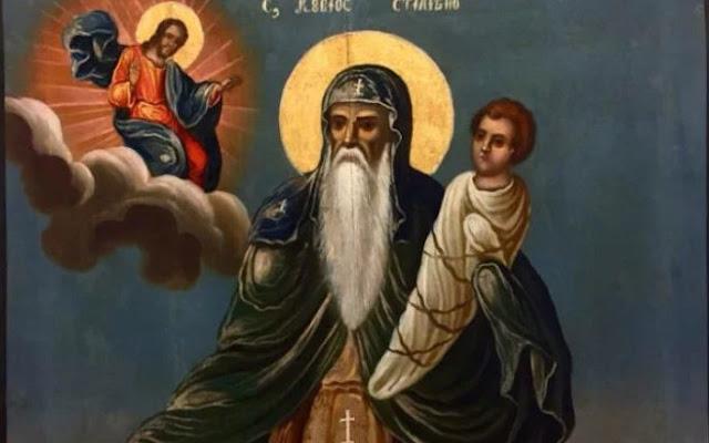 Άγιος Στυλιανός: Βίος Και Θαύματα Του Προστάτη Των Παιδιών – 26 Νοεμβρίου