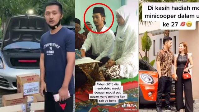 Kisah Tom Liwafa, Crazy Rich Surabaya yang Sebar Uang ke Orang Miskin, 5 Tahun Lalu Hidup Pas-pasan