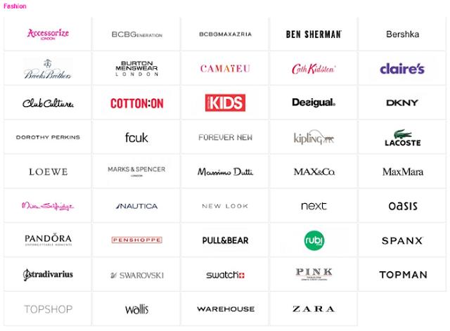 Penampakan Fashion MAP - Blog Mas Hendra