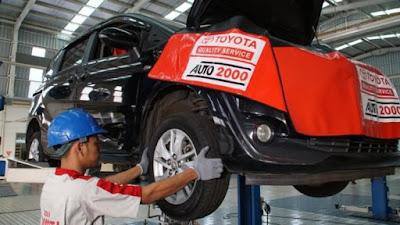 Apa Saja Suku Cadang Toyota yang Harus Diganti? Yuk Cek dan Catat!