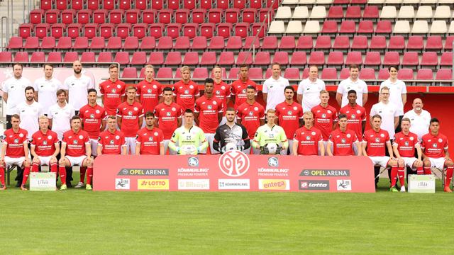Jadwal Skuad Mainz 05 FC 2020