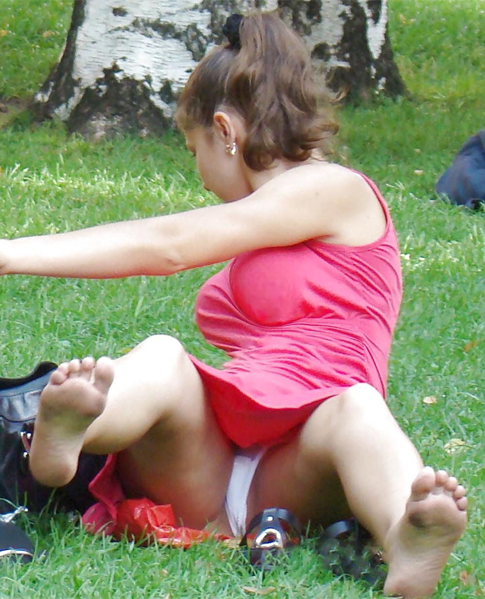 Denise masino pantyhose home video female bodybuilder