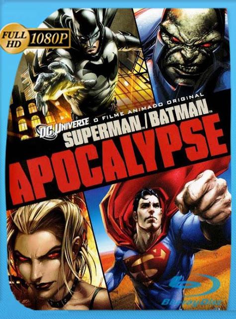Superman/Batman: Apocalipsis (2010) HD [1080p] Latino [GoogleDrive] SilvestreHD