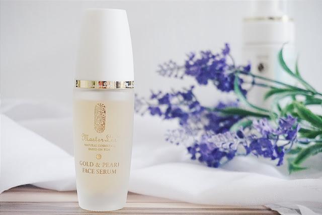 Master Lin Naturkosmetik Gold Pearl Face Serum