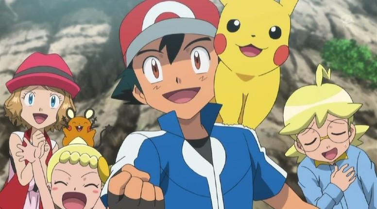 Pokémon XY anime