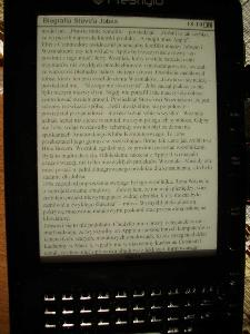 E-book Steve Jobs w formacie epub