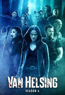 Sinopsis pemain genre Serial Van Helsing Season 4 (2019)
