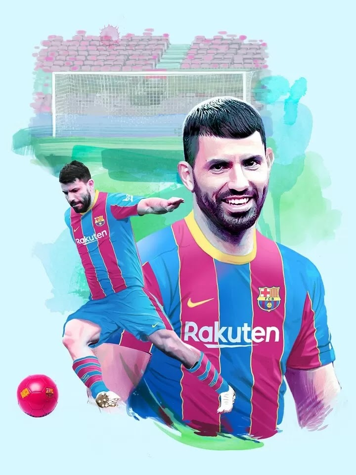 OFFICIAL: Barcelona complete the signing of Aguero