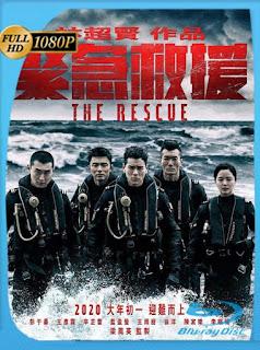 Equipo de Rescate (The Rescue) (2020) HD [1080p] Castellano [GoogleDrive] PGD