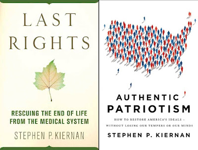 Interview with Stephen P. Kiernan, author of The Curiosity - July 8, 2013