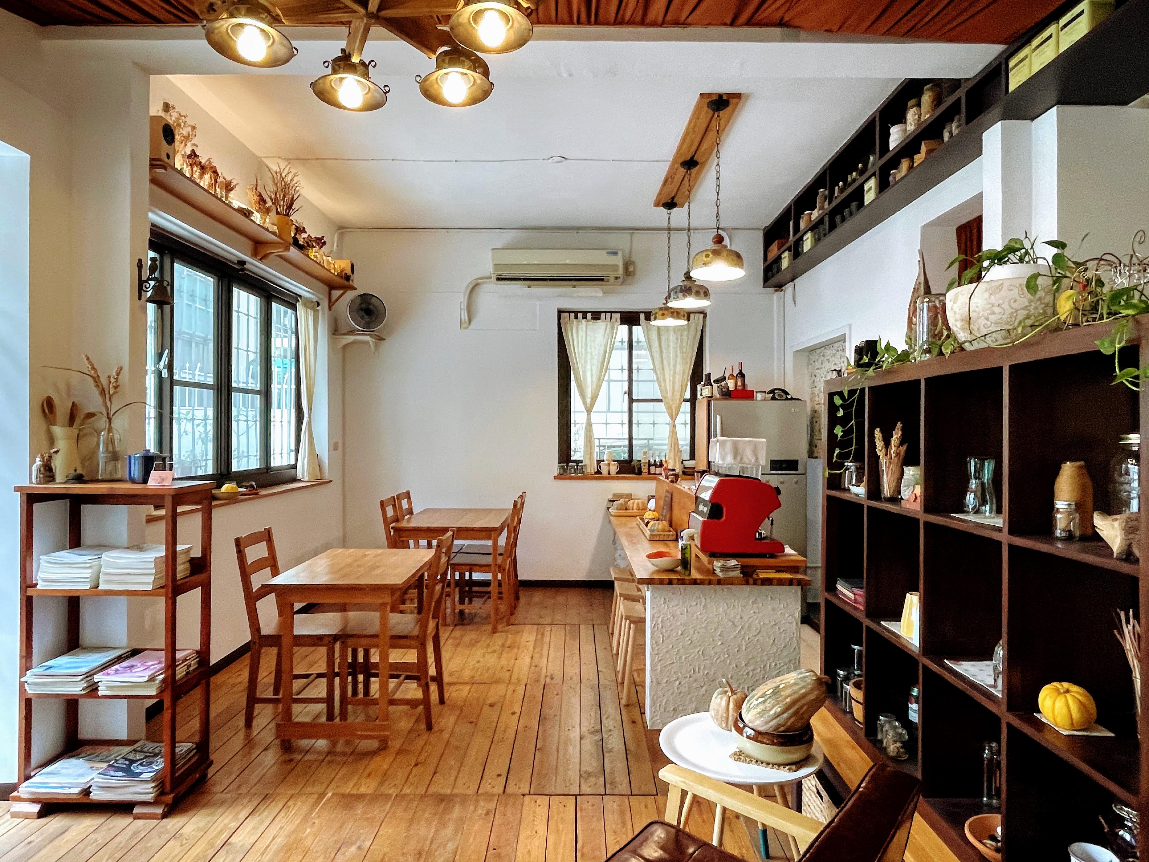 [台南][東區]餐桌上的南瓜 - 南瓜餐桌|鄉村風格義式料理