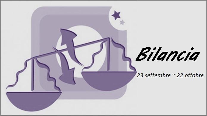 Oroscopo luglio 2018 Bilancia