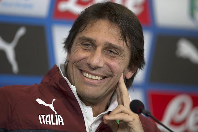 Keberhasilan Antonio Conte Membawa Italia Ke Perempatfinal