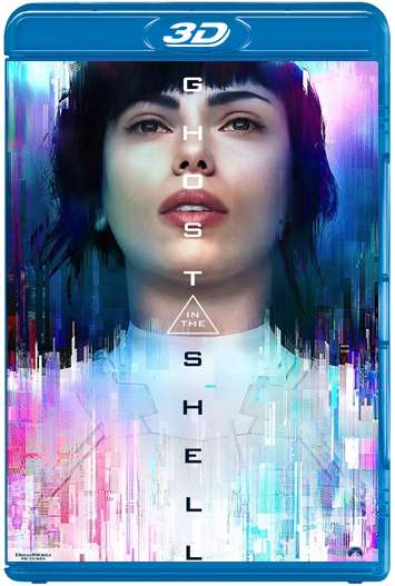 Ghost in the Shell: Vigilante del futuro (2017) 3D SBS Latino