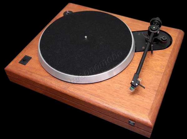 stereonomono - Hi Fi Compendium: Acoustic Research AR Turntable