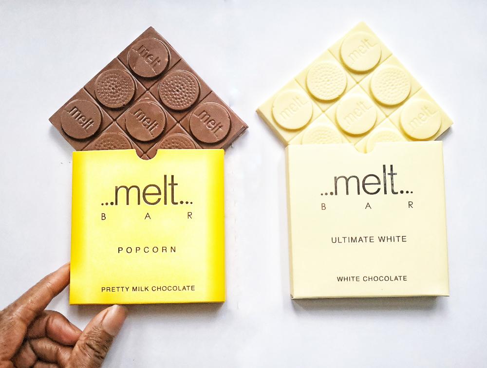 Melt chocolate shop London
