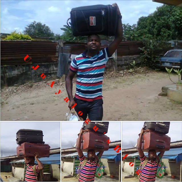 Checkout first Igbo man to move out of Kaduna to Biafra land (photos)