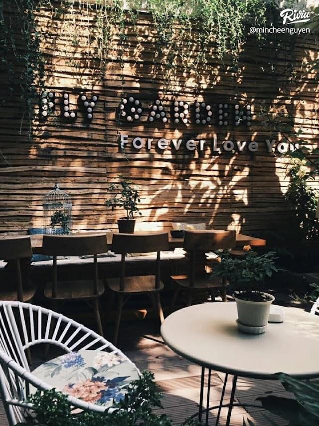 Fly Cupcake Garden - Khu vườn cà phê thơ mộng