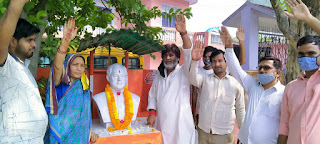 पंचायती राज तथा कंप्यूटर क्रांति के महानायक थे, स्व. राजीव गांधी–इंद्रमणि दुबे | #NayaSaberaNetwork