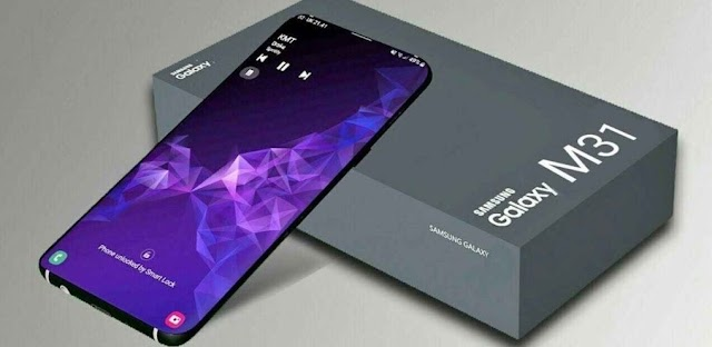 Samsung Galaxy M31 in India Price