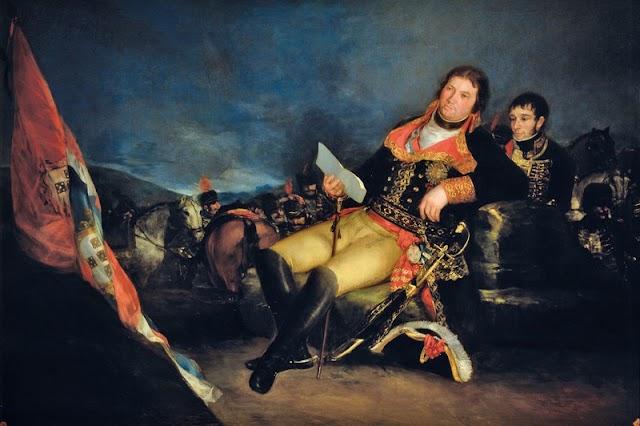 """La Guerra de las Naranjas, Goya pintó al vencedor de la última y más """"tonta"""" guerra entre España y Portugal"""