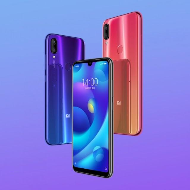 Xiaomi lança Mi Play; Um Smartphone de baixo custo com o novo chipset MediaTek Helio P35 de 12 nm
