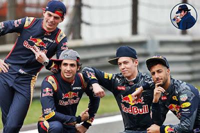F1 bad boys