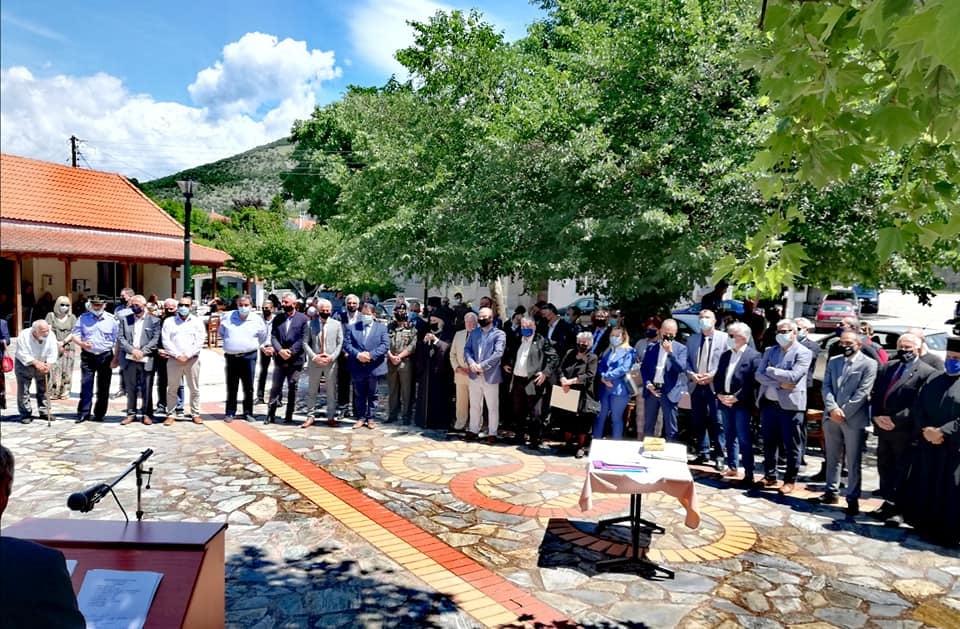 Ξάνθη: Τίμησαν τη μνήμη της Σφαγής των Κομνηνών