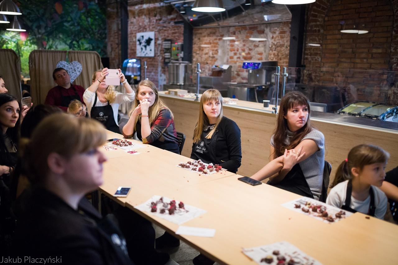 23 relacja spotkanie blogerek w manufakturze czekolady łodzkie blogerki lifestyle pomysł na prezent świąteczny dla dorosłych i dla dzieci