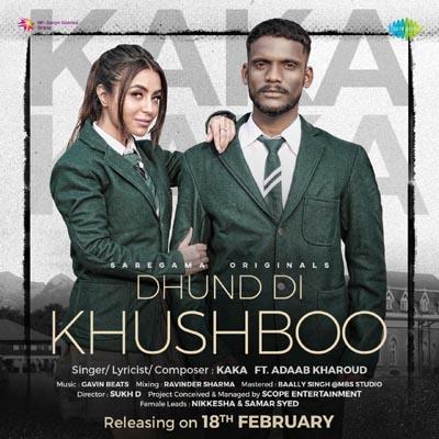Poster of Punjabi track Dhund Di Khushboo