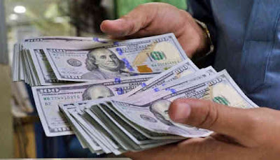 سعر صرف الدولار في البنوك الاثنين 9-11-2020