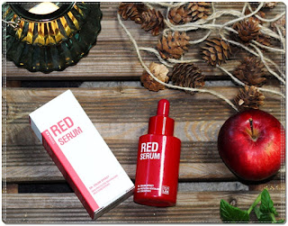 SKIN & LAB  - Red Serum (recenzja)