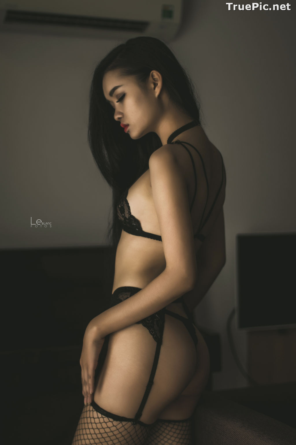 Image Vietnamese Beauties With Lingerie and Bikini – Photo by Le Blanc Studio #13 - TruePic.net - Picture-7