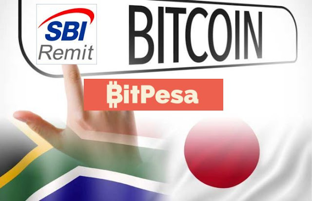 SBI Remit Partnered with BitPesa For Blockchain Payments Between Japan and Africa