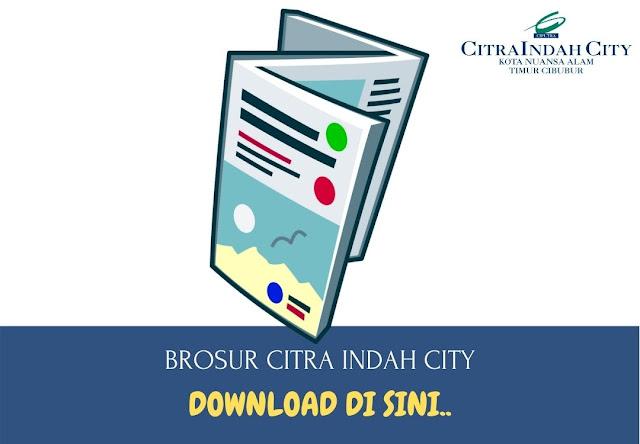 Brosur Citra Indah City