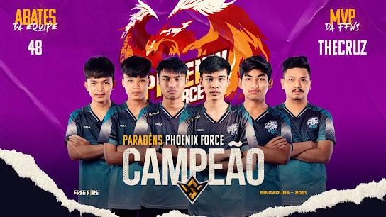 Phoenix-Force-e-campea-do-mundial-de-Free-Fire-2021