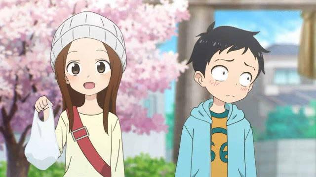 Karakai Jouzu no Takagi-san Season 2 - Episode 3